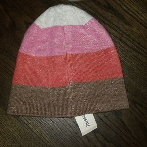 New Aeropostale Reversible Beanie